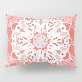 Coraled Mandalas Pillow Sham