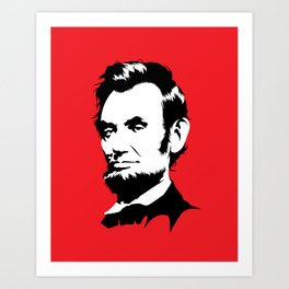 Lincoln: The Great Emancipator Art Print