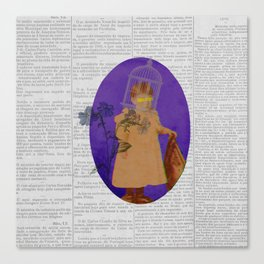 Correntes (Chains) Canvas Print