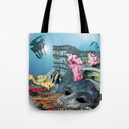 Deep sea II Tote Bag