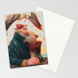 Pets Stationery Cards