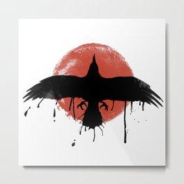 Life is strange Before the storm - Chloe Metal Print
