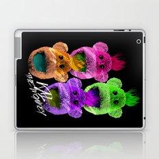 Kal the Monkey - Kal Warhol Laptop & iPad Skin