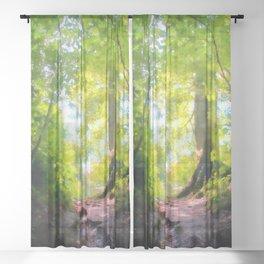 The Glade Ahead Sheer Curtain