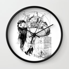 CONVERSATION FOR THE SOUL. Wall Clock