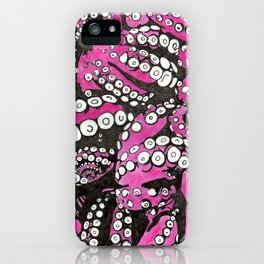 Octopi tentacles iPhone Case