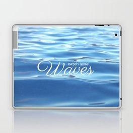 Catch Some Waves Laptop & iPad Skin