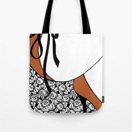 La femme n.19 Tote Bag