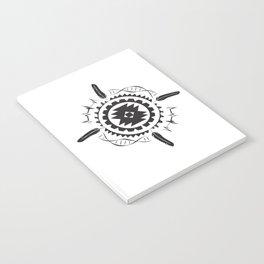 Native Amrican STEM Mandala Southwestern Notebook