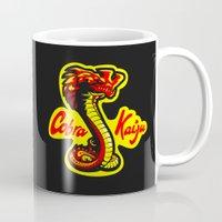 kaiju Mugs featuring Cobra Kaiju by Tabner's