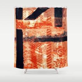 Artesanato Indígena (indigenous crafts) Shower Curtain