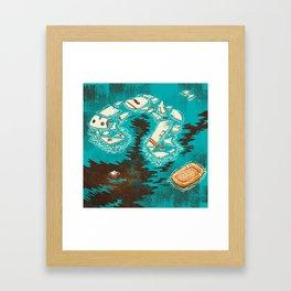 Malaysian Mystery Framed Art Print