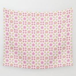 Hanami Nummies   Blush Wall Tapestry