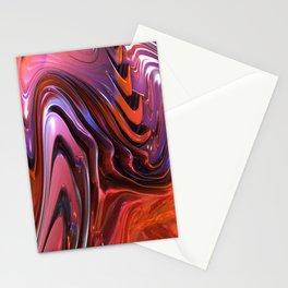930 Fractal Stationery Cards