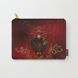 Wonderful heart Carry-All Pouch
