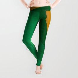Desert Green Leggings