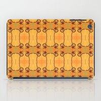 ashton irwin iPad Cases featuring Ebola Tapestry-1 by Alhan Irwin by Microbioart