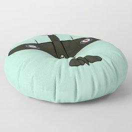 Spitfire Floor Pillow