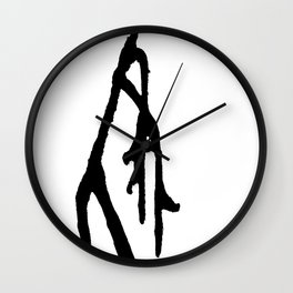 Life is rythm Wall Clock