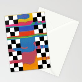 drag scan Stationery Cards