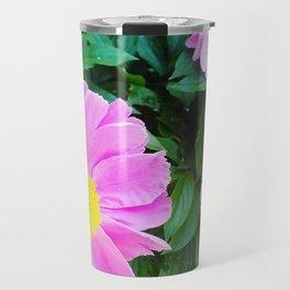 City Flowers 1 Travel Mug
