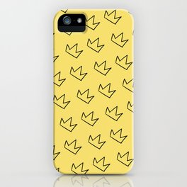 Kings and queens iPhone Case
