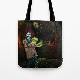 Juggles Tote Bag