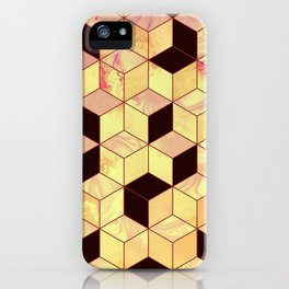 Geometrical Force #1 iPhone Case