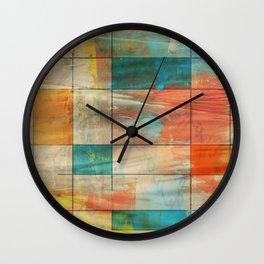 MidMod Art 5.0 Graffiti Wall Clock