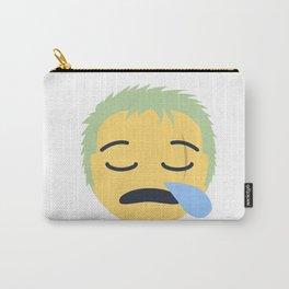 Roronoa Zoro Emoji Design Carry-All Pouch