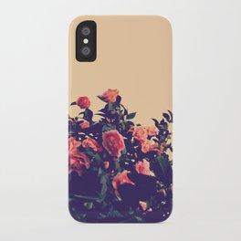 Flor iPhone Case