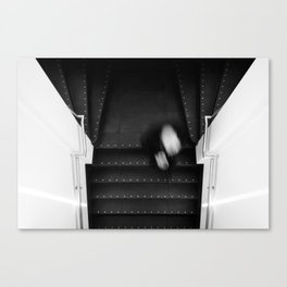 From above Canvas Print