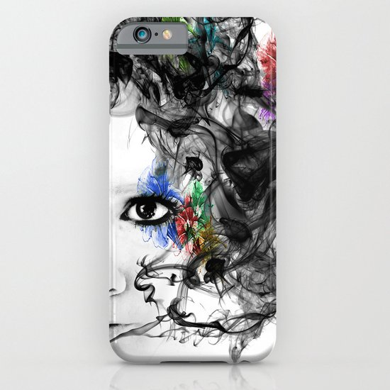 Smoke iPhone & iPod Case
