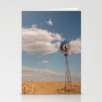 country Stationery Cards featuring Country by Lorryn Smit