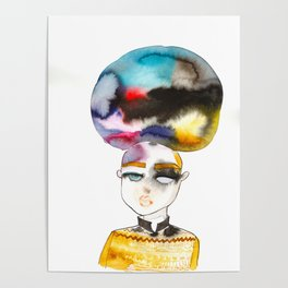 Bubblehead Poster