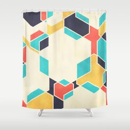 Lacuna Shower Curtain