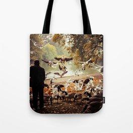 The Birdman Tote Bag