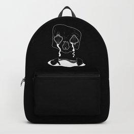 Death Head Sex Head - Bouncing Baby Boy Backpack