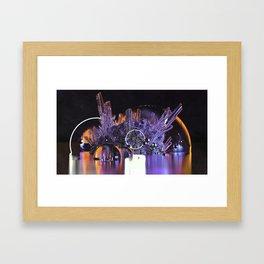 Chincheck  Framed Art Print