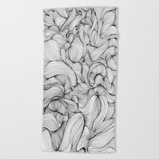 Fabric Beach Towel