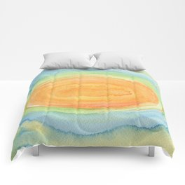 Sweet Melon Comforters