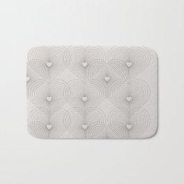 Heart Shape Pattern #society6 #decor #buyart Bath Mat