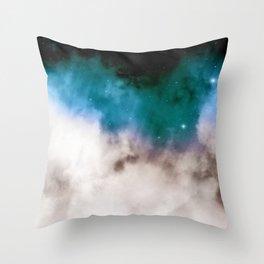 α Chara Throw Pillow
