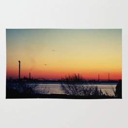 Venice Sunset Rug