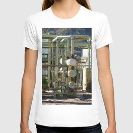 Oil Refinery T-shirt