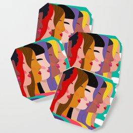 Women Coaster