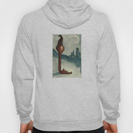 Animal's Alphabet - L for 'Lupo' Hoody