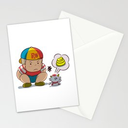 unchi!!! Stationery Cards