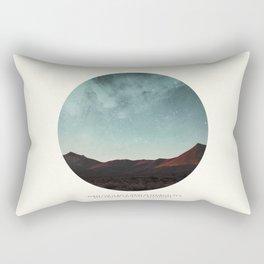 Universe remedy Rectangular Pillow