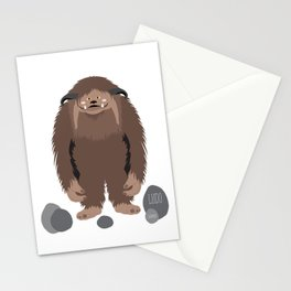 Ludo & Rock Friends Stationery Cards
